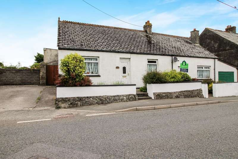 3 Bedrooms Detached Bungalow for sale in Harmony Road, ST. AUSTELL, PL26