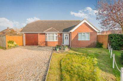 3 Bedrooms Bungalow for sale in Huntsman Close, Fishtoft, Boston, Lincolnshire