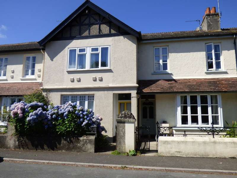 3 Bedrooms Terraced House for sale in Blenheim Terrace, Bovey Tracey