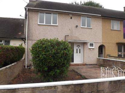 3 Bedrooms Terraced House for sale in Sprydon Walk, Clifton, Nottingham