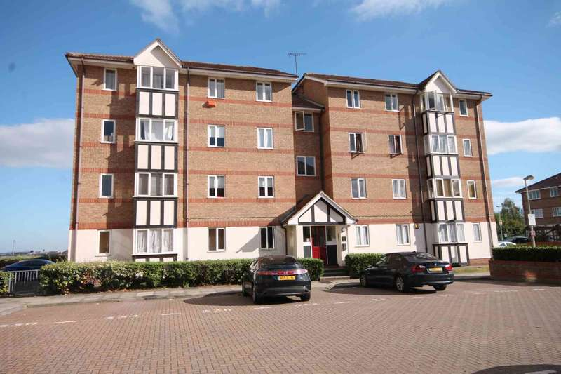 2 Bedrooms Flat for sale in Chandlers Drive, Erith