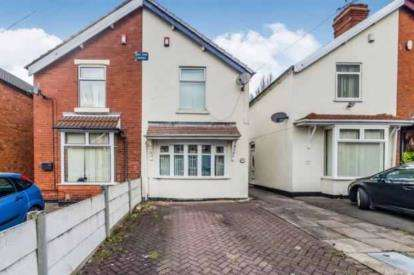 2 Bedrooms Semi Detached House for sale in Bentley Drive, Walsall, West Midlands