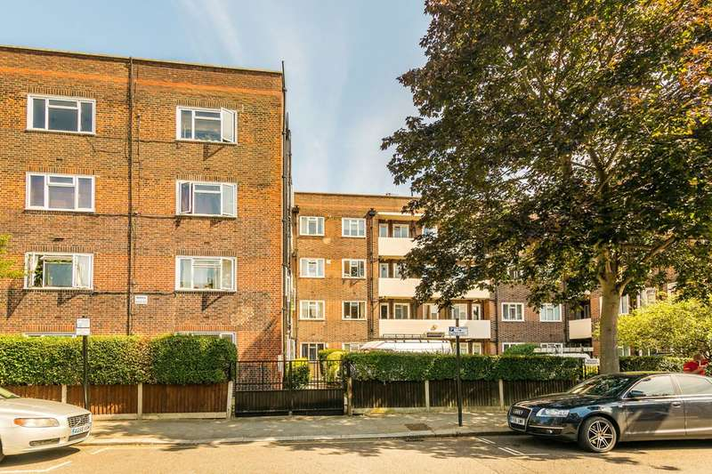 1 Bedroom Flat for sale in Brewster Gardens, North Kensington, W10