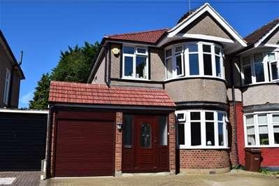 3 Bedrooms Semi Detached House for sale in Weighton Road, Harrow Weald