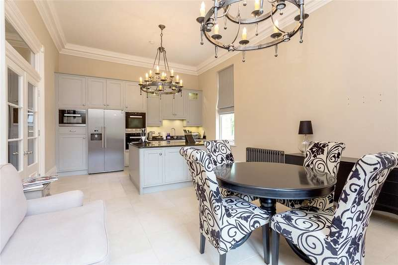 3 Bedrooms House for sale in Marquess Villas, Mansion House Drive, Stanmore, Middlesex, HA7