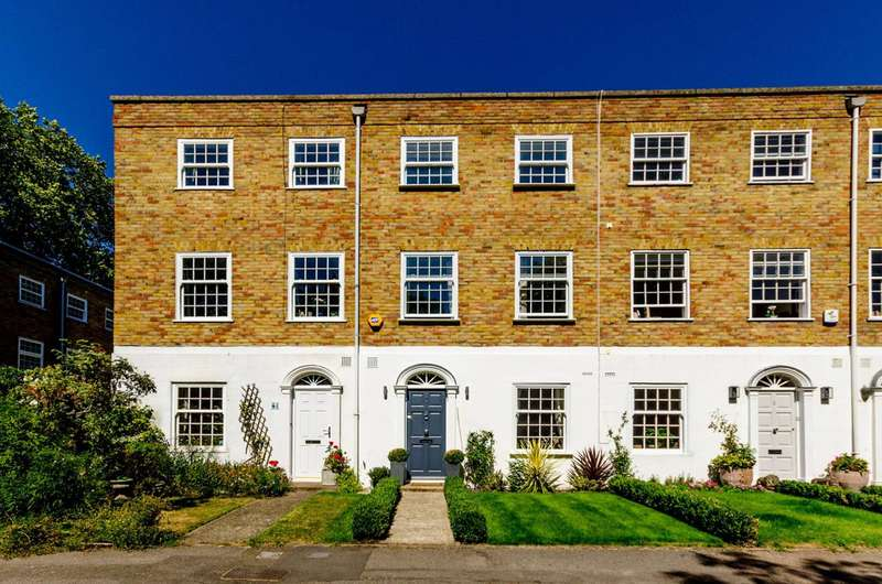 5 Bedrooms House for sale in Egliston Mews, West Putney, SW15