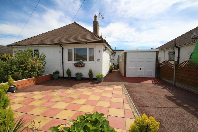 2 Bedrooms Semi Detached Bungalow for sale in The Drive, Lancing, West Sussex, BN15