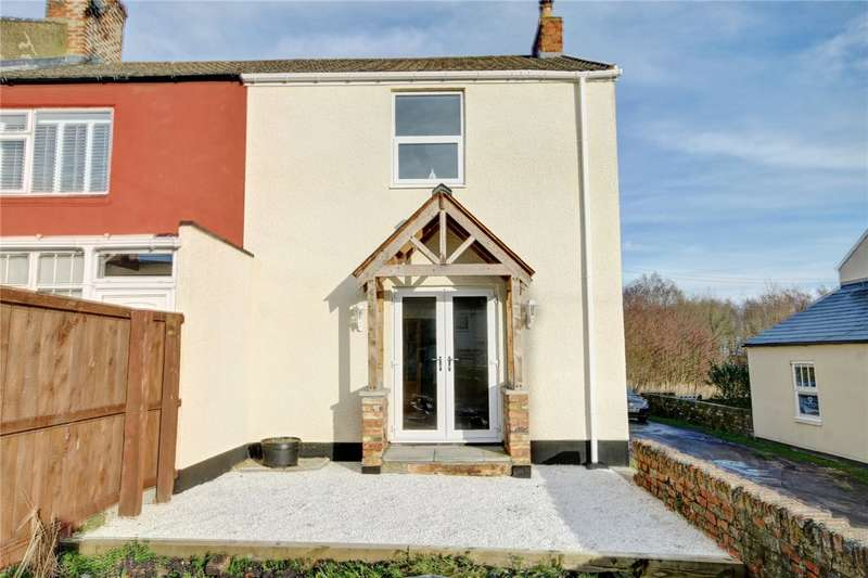 3 Bedrooms End Of Terrace House for sale in Deerness View, East Hedley Hope, Durham, DL13