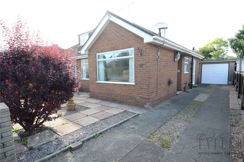 2 Bedrooms Semi Detached Bungalow for sale in Chorlton Grove, Wallasey, Wirral