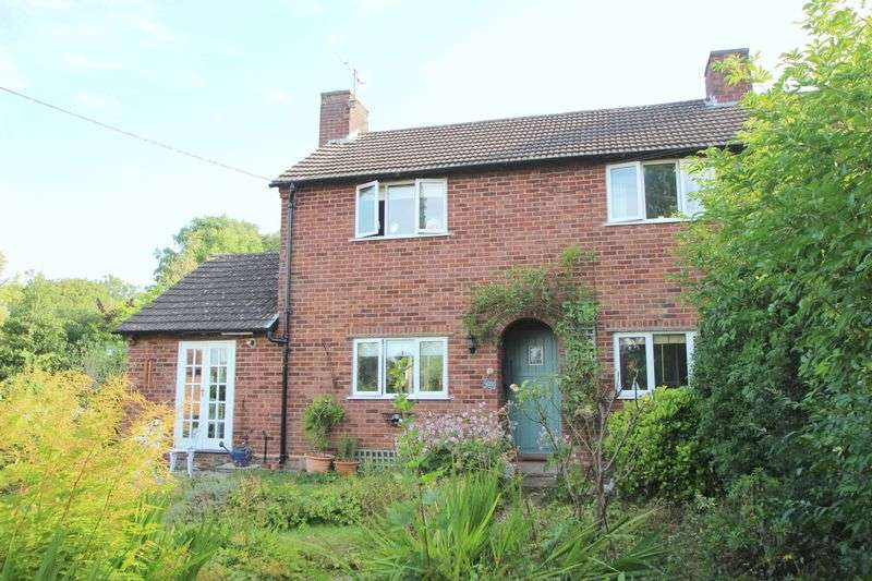 3 Bedrooms Semi Detached House for sale in Alderminster, Stratford-Upon-Avon