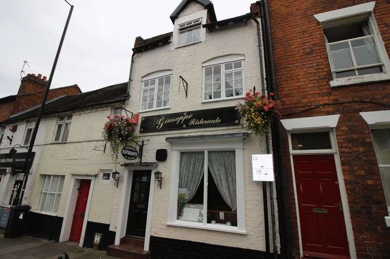3 Bedrooms Terraced House for sale in New Street, Shrewsbury