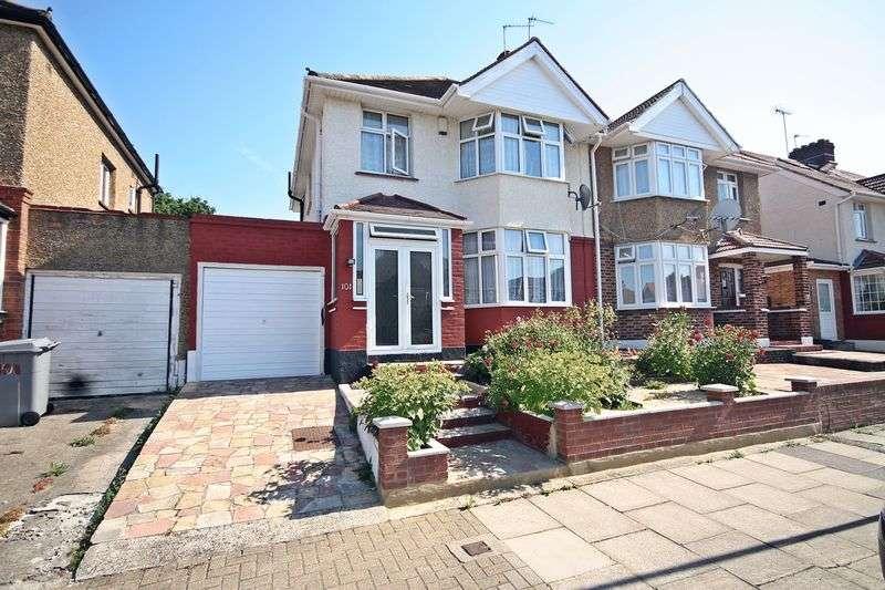 3 Bedrooms Semi Detached House for sale in Elmstead Avenue, Wembley