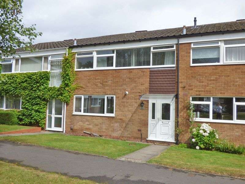 3 Bedrooms Terraced House for sale in Ravenswood Drive, Solihull