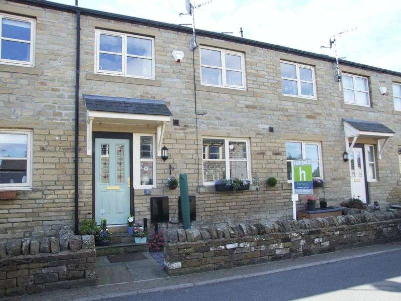 3 Bedrooms House for sale in Lingbob Mill Fold, Wilsden