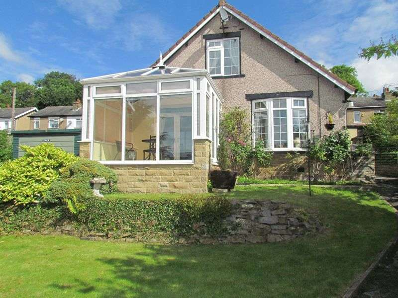 3 Bedrooms Detached Bungalow for sale in Bradford Road, Keighley