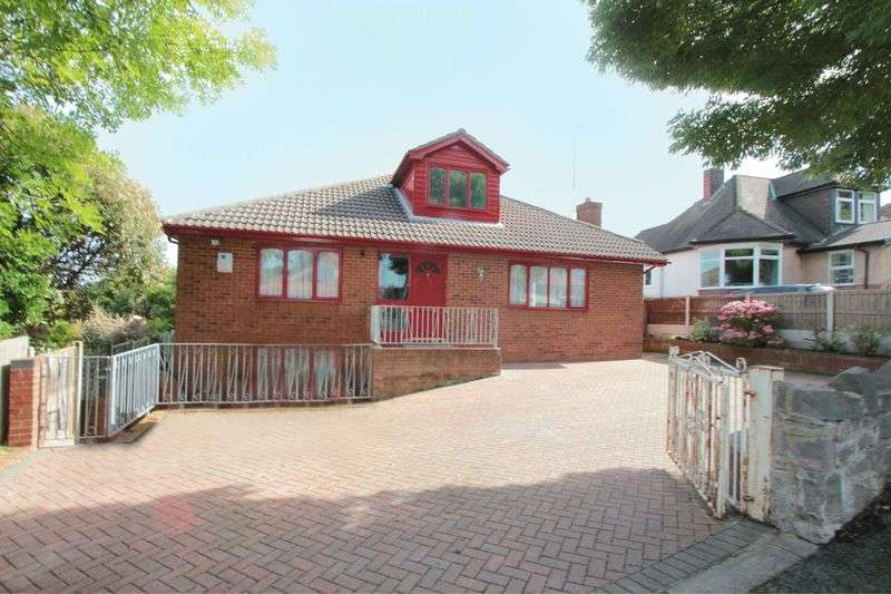4 Bedrooms Detached House for sale in Talton Crescent, Prestatyn