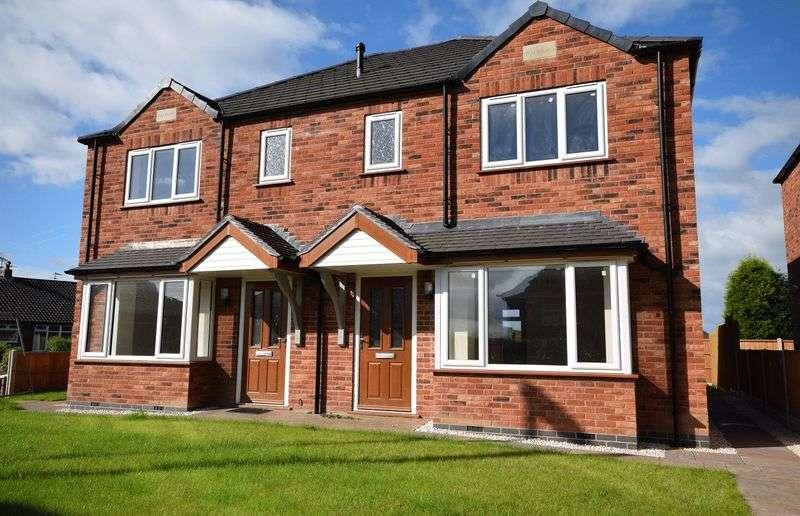 3 Bedrooms Semi Detached House for sale in Norton Lane, Norton