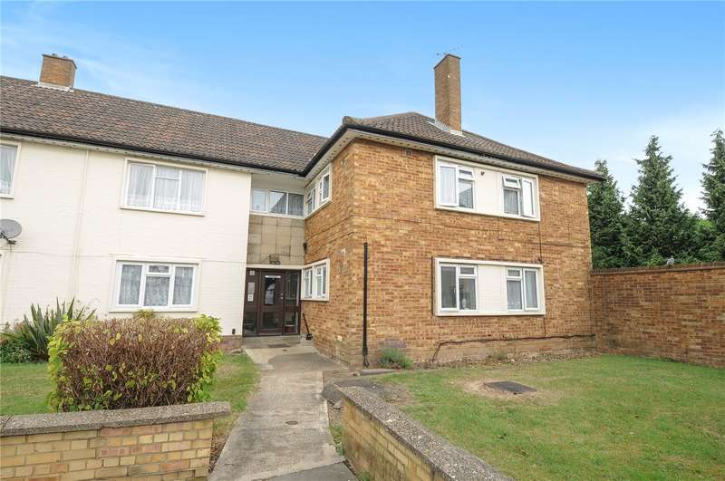 2 Bedrooms Apartment Flat for sale in Victoria Road, South Ruislip, Middlesex, HA4