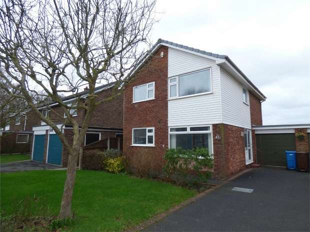 4 Bedrooms Detached House for sale in Frenchwood Avenue, Lytham St Annes, Lancashire