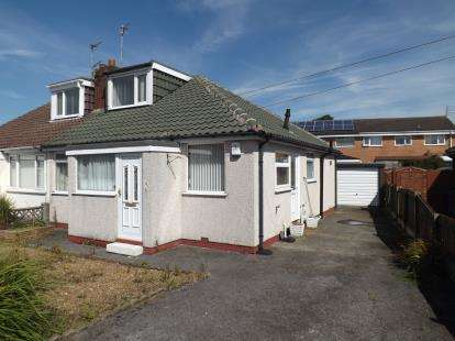 2 Bedrooms Bungalow for sale in Wharfedale Avenue, Thornton-Cleveleys, Lancashire, ., FY5
