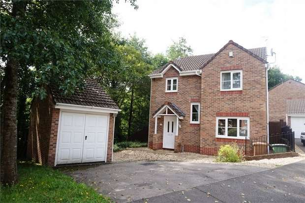 4 Bedrooms Detached House for sale in Dan Y Bryn, Pontllanfraith, BLACKWOOD, Caerphilly