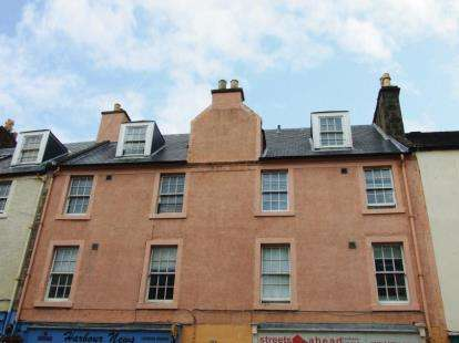 2 Bedrooms Flat for sale in High Street, Kirkcaldy