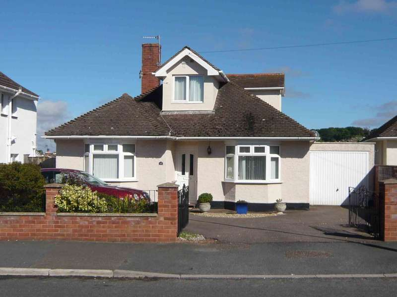 4 Bedrooms Detached Bungalow for sale in Featherbed Lane, Exmouth