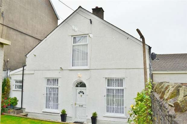 2 Bedrooms Semi Detached House for sale in 4 Pontygwindy Road, CAERPHILLY
