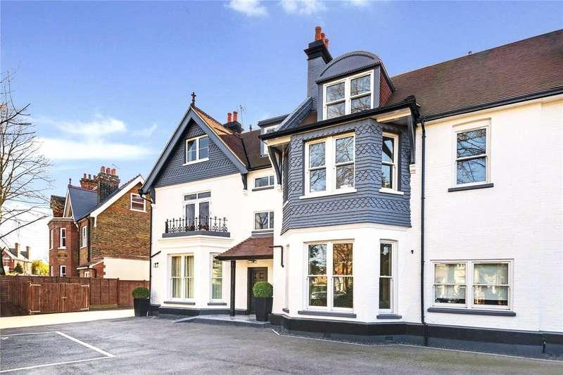 2 Bedrooms Flat for sale in Creffield Lodge, 2-4 Creffield Road, London, W5