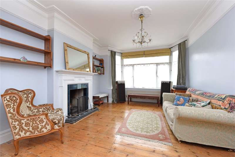 5 Bedrooms End Of Terrace House for sale in Wimbledon Park Road, London, SW18