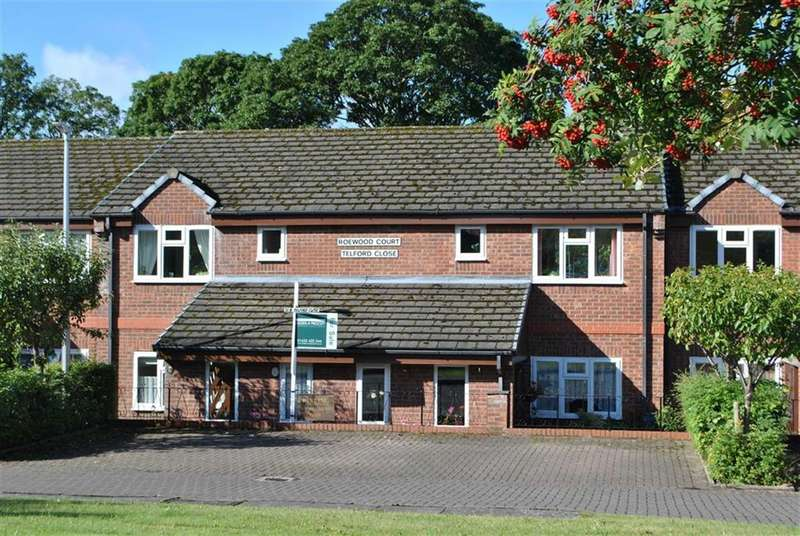 1 Bedroom Flat for sale in Telford Close, Macclesfield