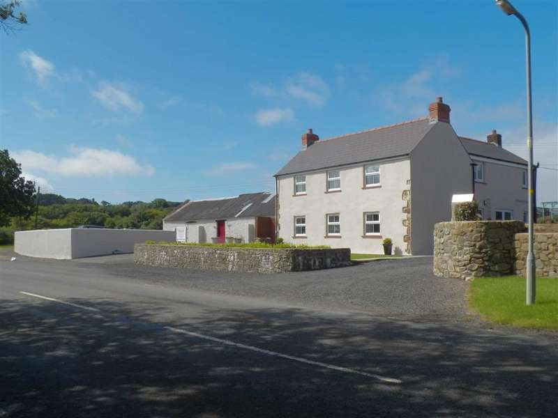 3 Bedrooms Property for sale in Freystrop, Haverfordwest