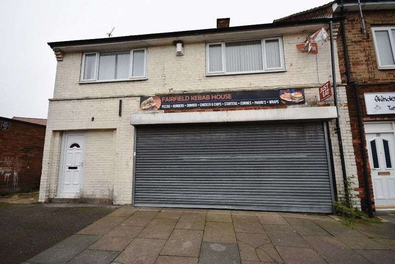 Commercial Property for sale in Fairfield Close, Castleford