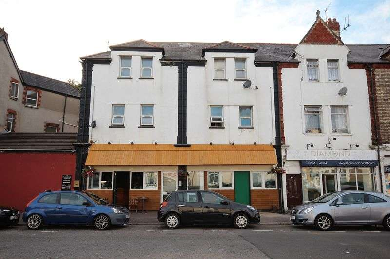 1 Bedroom Flat for sale in Lower Cathedral Road, Riverside