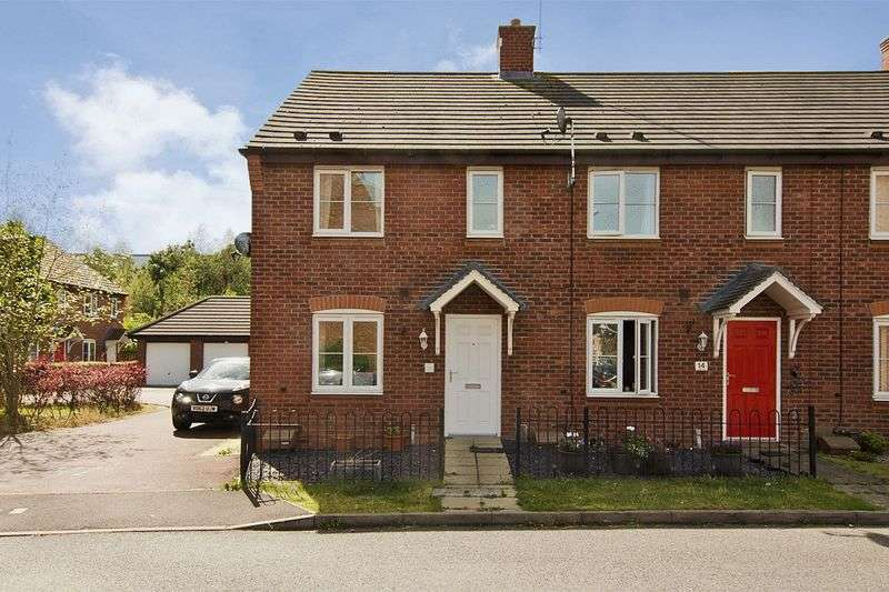 3 Bedrooms Semi Detached House for sale in Shaw Drive, Fradley, Lichfield