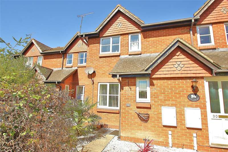 2 Bedrooms End Of Terrace House for sale in Gardenia Drive, West End, Woking, Surrey, GU24