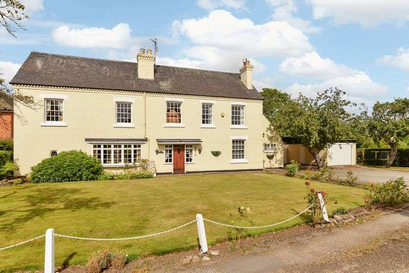 4 Bedrooms Detached House for sale in Brackenhill, Caythorpe