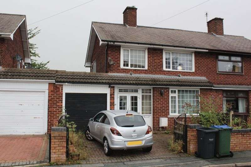 3 Bedrooms Semi Detached House for sale in Hudson Road, Tipton