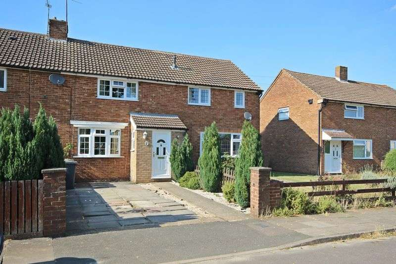 2 Bedrooms Terraced House for sale in Putteridge