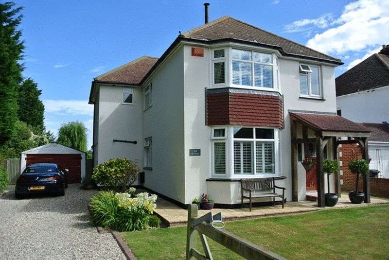 4 Bedrooms Detached House for sale in Sandown Road, Sandwich