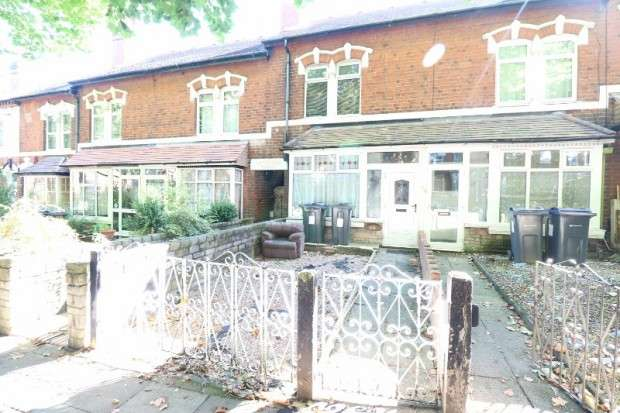2 Bedrooms Terraced House for sale in Stockwell Road, Handsworth, B21