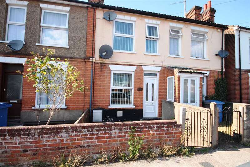 2 Bedrooms Terraced House for sale in Riverside Road, Ipswich