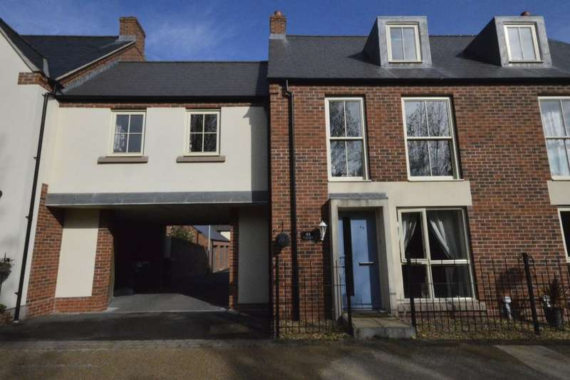 4 Bedrooms Semi Detached House for sale in Smallhill Road, Lawley Village, Telford, TF4