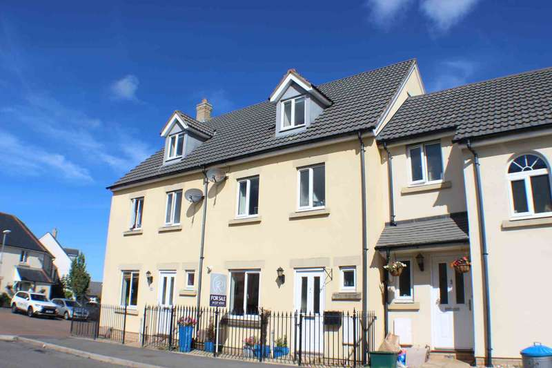 4 Bedrooms Terraced House for sale in Culm Close, Bideford