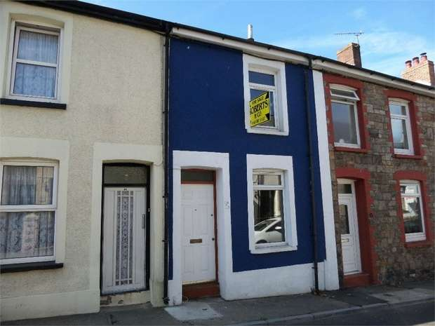 2 Bedrooms Terraced House for sale in Old James Street, Blaenavon, PONTYPOOL