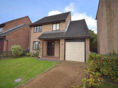 4 Bedrooms Detached House for sale in Glebe Way, Cogenhoe, Northampton, Northamptonshire