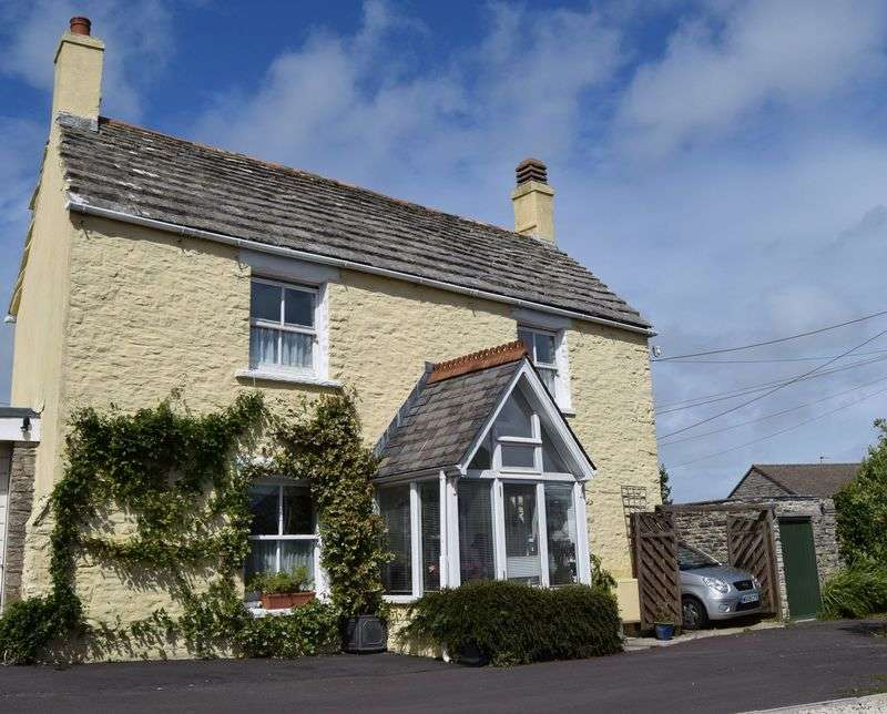 2 Bedrooms Detached House for sale in East Drove, Langton Matravers