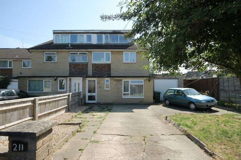4 Bedrooms Semi Detached House for sale in KIDLINGTON