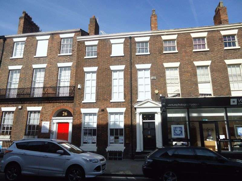 Property for sale in Rodney Street, Liverpool