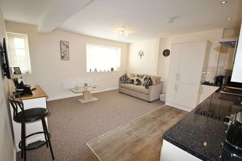 2 Bedrooms Flat for sale in ROE FARM LANE, CHADDESDEN